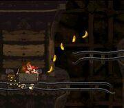 Donkey Kong Country Mine Cart Carnage