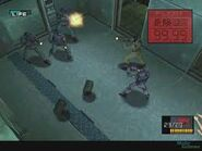 Metal Gear Solid Twin Snakes screenshot 6