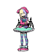 The World Ends with You Final Remix - Character Art - Coco 3