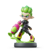 Amiibo - Splatoon - Inkling Boy - Neon Green