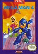 Mega Man 4 (NA)