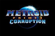 Metroid Prime 3 beta logo