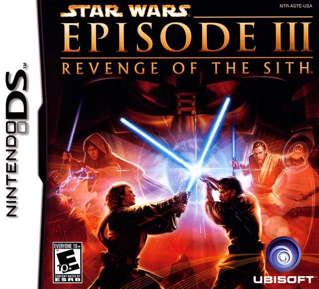 Star wars episode iii: revenge of the sith activity center.