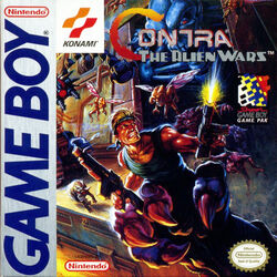 Contra - The Alien Wars (GB) (NA)