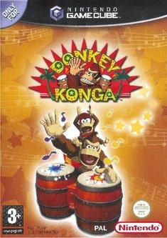 Donkey konga box