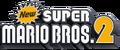 Logo de New Super Mario Bros 2