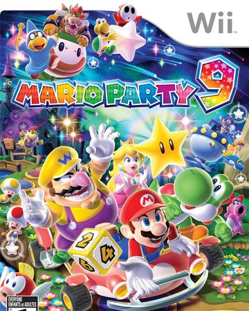 Mario Party 9 Nintendo Fandom