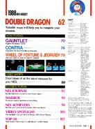 Nintendo Power Magazine V. 1 Pg. 005