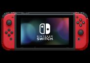 Nintendo Switch - Red Joy-Cons 03