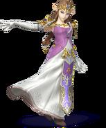 SSB Zelda