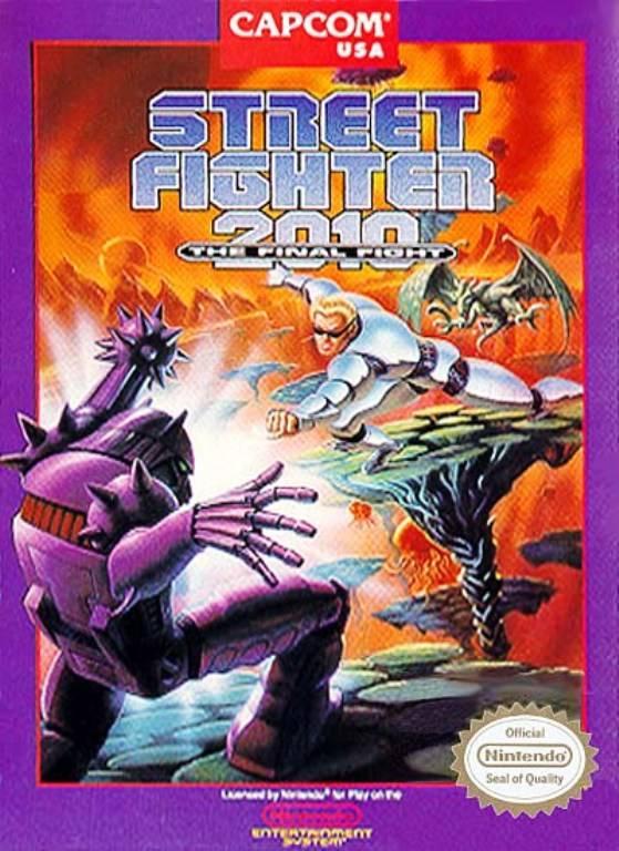 Street Fighter 2010 The Final Fight Nintendo Fandom