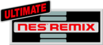 Ultimate NES Remix logo