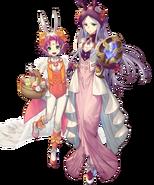 Idunn Dragonkin Duo