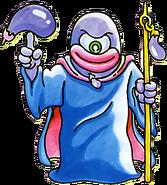 KI Eggplant Wizard