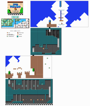 SMB3 World 5-Tower