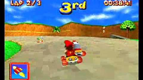 Diddy Kong Racing DS Promotional Trailer