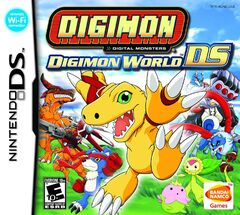 Digimon World DS (NA)