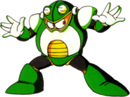 Toad Man (MM4)
