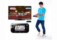Wii Fit U demo 5