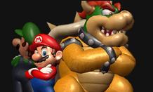 2- Mario et Bowser