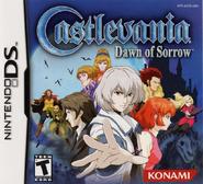 Castlevania Dawn of Sorrow (NA)