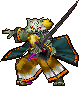 Excalipurr (Dragon Quest IX Sentinels of the Starry Skies)