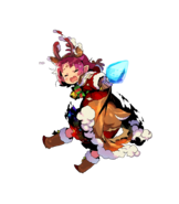 FEH Fae (Gifts of Winter) Damaged