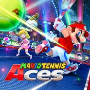 Mario Tennis Aces - Illustration 02