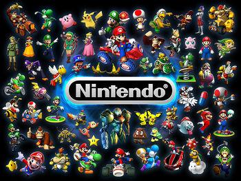 Nintendo-franchises