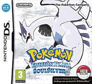Pokémon Plata SoulSilver