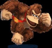 SSB4 - Donkey Kong Artwork