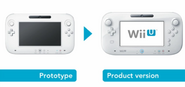 Wii U GamePad comparison