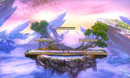 Battlefield 3DS wide view