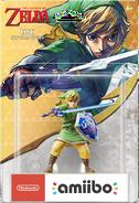 Amiibo - The Legend of Zelda 30th - Link - Skyward Sword - Box
