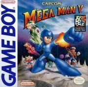 Mega Man V (NA)