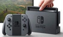 Nintendo Switch (docked)