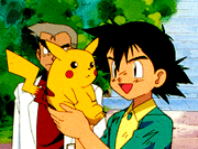 Pokémon episode 1 screenshot