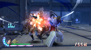 Takamaru - SW3 Screenshot 01