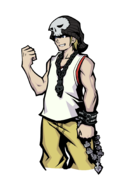 The World Ends with You Final Remix - Character Art - Beat 7