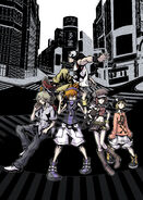 The World Ends with You Final Remix - Key Art 01