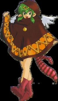 Tiki (Fire Emblem Monshou no Nazo)