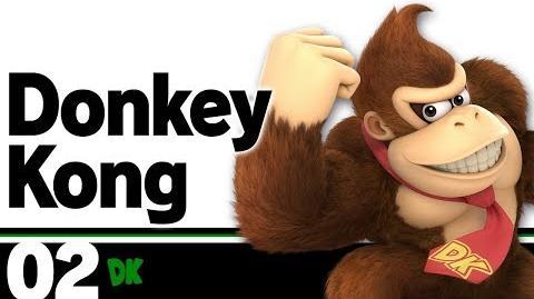 02- Donkey Kong – Super Smash Bros. Ultimate