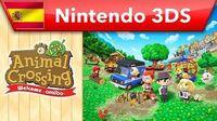 Animal Crossing New Leaf - Welcome amiibo - Tráiler presentación (Nintendo 3DS)