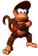 Diddy Kong 64