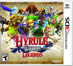Hyrule Warriors Legends (NA)
