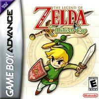 Legend of Zelda The Minish Cap (NA)
