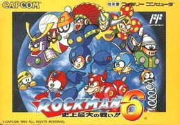 Mega Man 6 (JA)