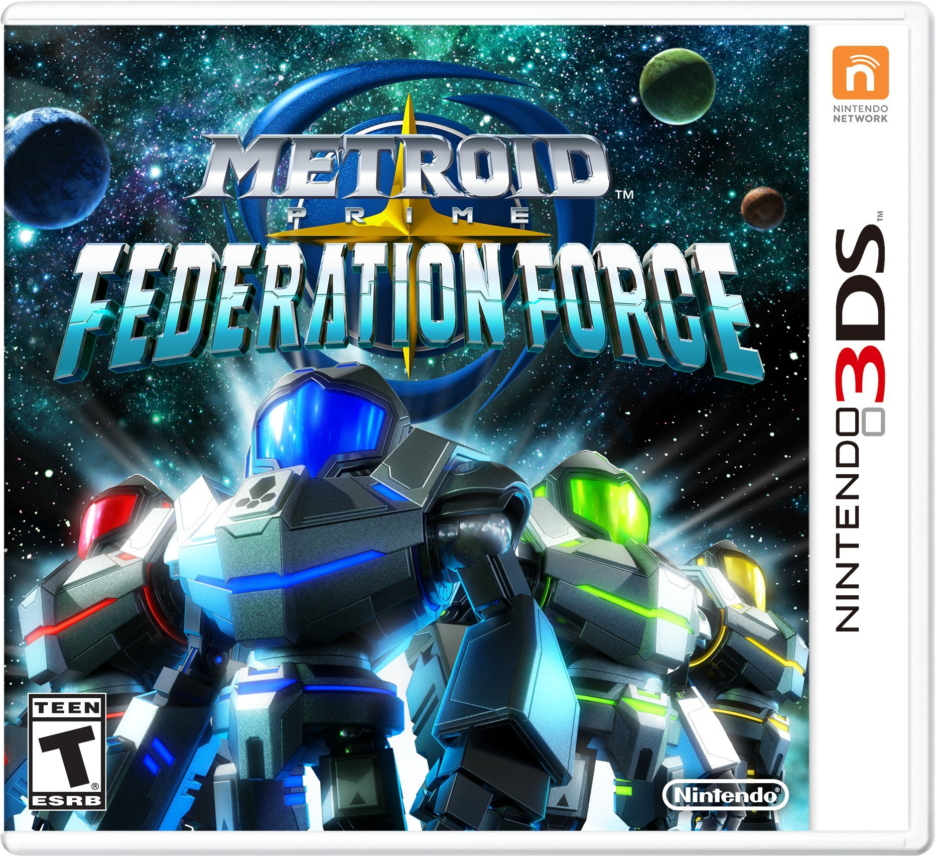 Metroid Prime Federation Force (NA)