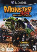 Monster 4x4 Masters of Metal