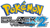 Pokémon Black 2 (Logo - NA)